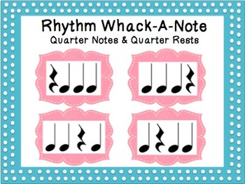 Rhythm Whack-A-Note Bundle