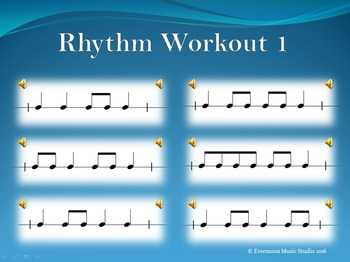 Rhythm Workout 1
