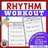 Music Activities: Music Rhythm Activities for Middle School Music Classes