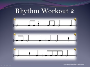 Rhythm Workout 2
