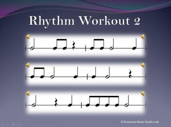 Rhythm Workout 2