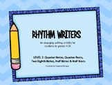 Rhythm Writers/Level 2