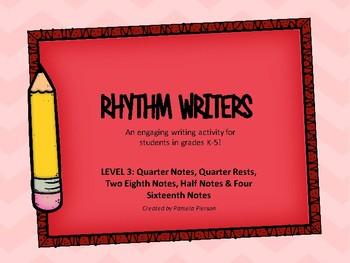 Rhythm Writers/Level 3