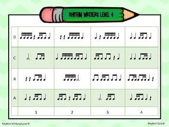 Rhythm Writers/Level 4