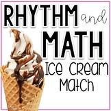 Rhythm and Math Ice Cream Match