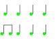 Rhythm clap on st patriks day