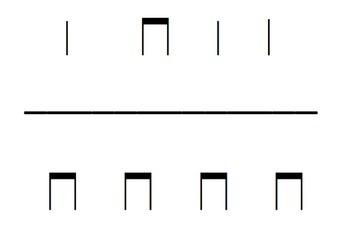 Rhythm flashcards {Ta and Ti-Ti}