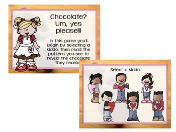 Rhythm for Chocolate Lovers {A Bundled Set of Rhythm Reading Games}