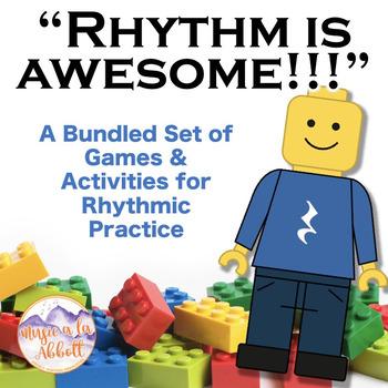 Rhythm is AWESOME {A Bundled set for rest}