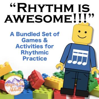 Rhythm is AWESOME {A Bundled set for tika-tika/tiri-tiri/ta-ka-di-mi}