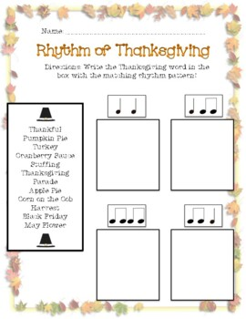 Rhythm of Autumn Bundle
