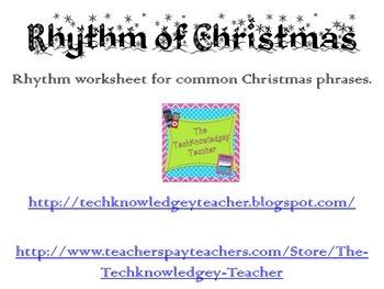 Rhythm of Christmas