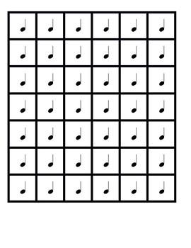 Rhythm tiles