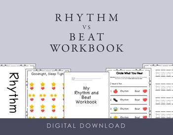 Rhythm vs Beat Workbook