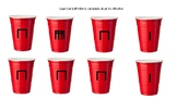 Rhythmic Animation for the Cups Song from Pitch Perfect