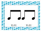Rhythmic Building Blocks