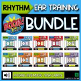 Music Distance Learning Rhythm Ear Training Bundle- Music