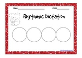 Rhythmic Dictation Set 1