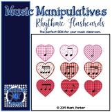 Rhythmic Flashcards February Set