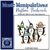 Rhythmic Flashcards January Set
