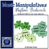 Rhythmic Flashcards March Set