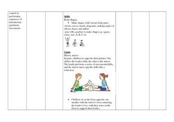 Rhythmic Gymnastics Program