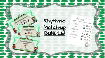Rhythmic Madness BUNDLE!