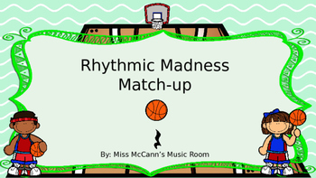 Rhythmic Madness Rest