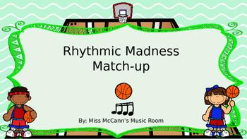 Rhythmic Madness Sixteenth Notes (tika tika)