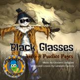 Rhythmic Percussion Play Along: Black Glasses