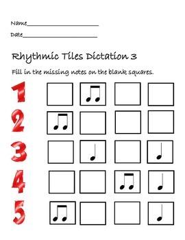 Rhythmic Tiles 3