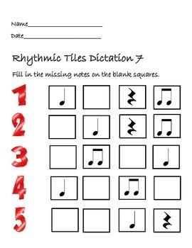 Rhythmic Tiles 7
