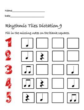 Rhythmic Tiles 9