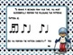 Rhythmic Winter Games for the Music Room: syncopa