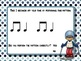 Rhythmic Winter Games for the Music Room: ta & ti-ti