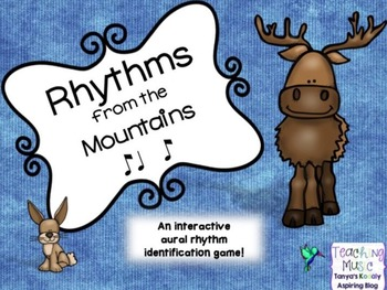 Rhythms From the Mountains Syn-co-pa/Ti-Ta-Ti/Eighth-Quarter-Eighth Edition