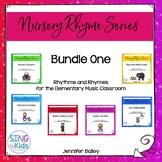 Bundle 1: Rhythms & Rhymes for Elementary Music