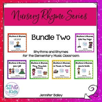 Rhythms & Rhymes: Bundle 2