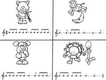 Rhythms & Rhymes: Hey Diddle Diddle {Nursery Rhymes}