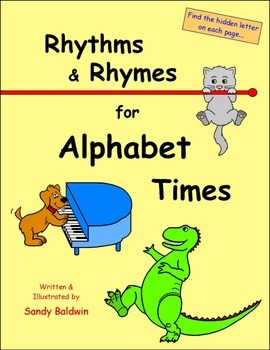Rhythms and Rhymes for Alphabet Times
