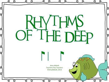 Rhythms of the Deep: syncopa