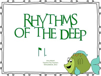 Rhythms of the Deep: ti-tom