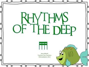 Rhythms of the Deep: tika-tika