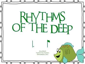 Rhythms of the Deep: tom-ti