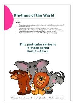 Rhythms of the World - Africa