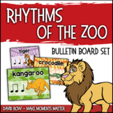 Rhythms of the Zoo! - Rhythm Bulletin Board