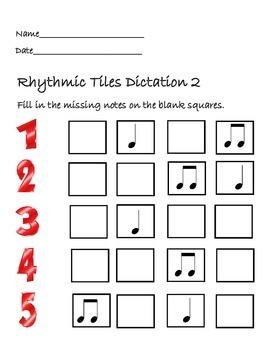 Rhythmic Tiles 2