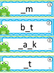 Ribbit!  A fun classroom spelling game.