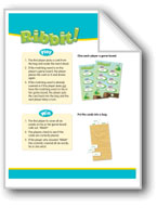 Ribbit! (High-Frequency Words: Center Games, Level D)