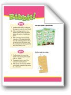 Ribbit!:High-Frequency Words/Level C (Games)